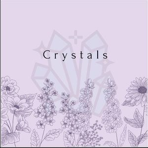 Crystals are beyond this section.